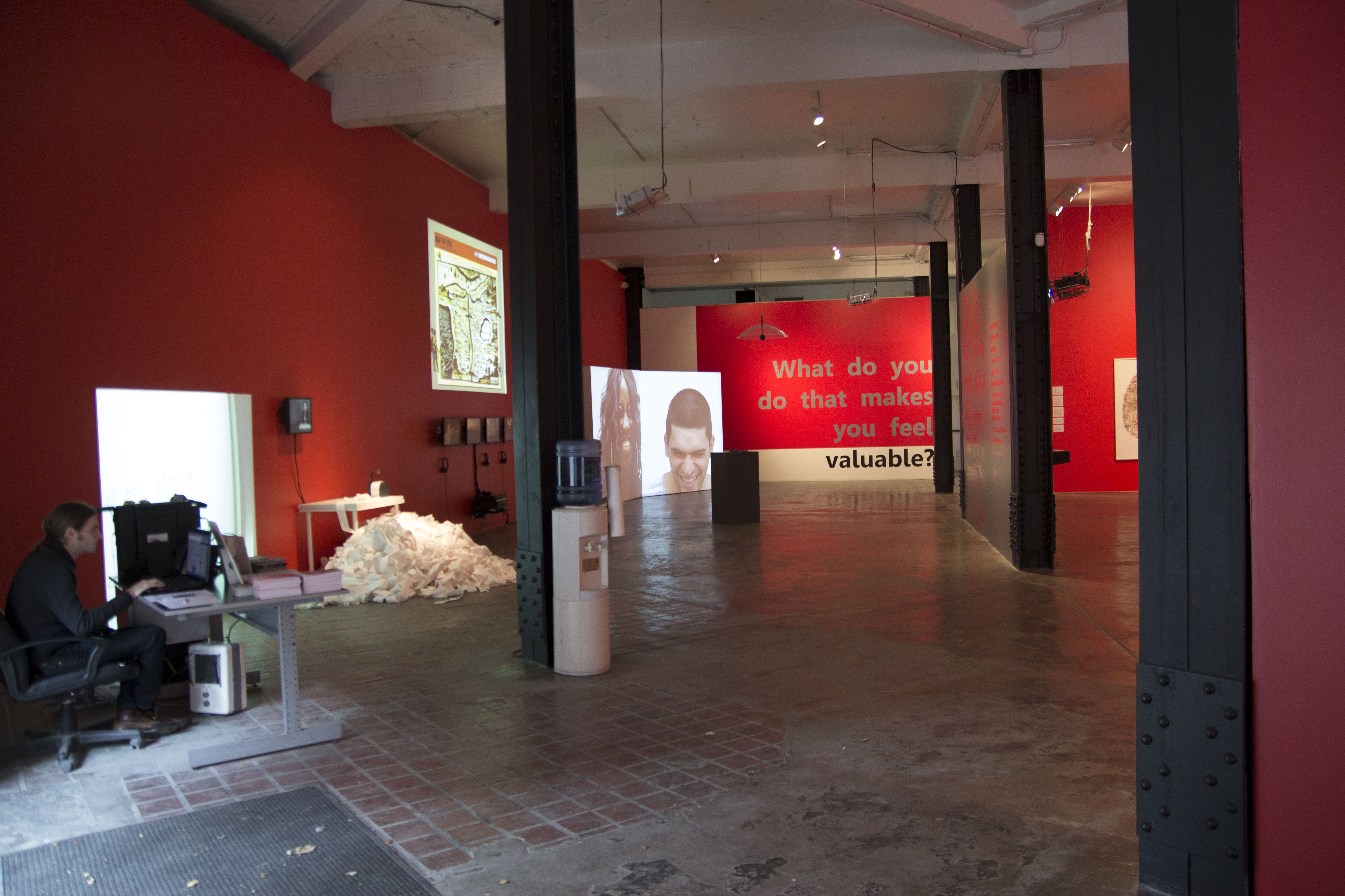 Big Red Gallery